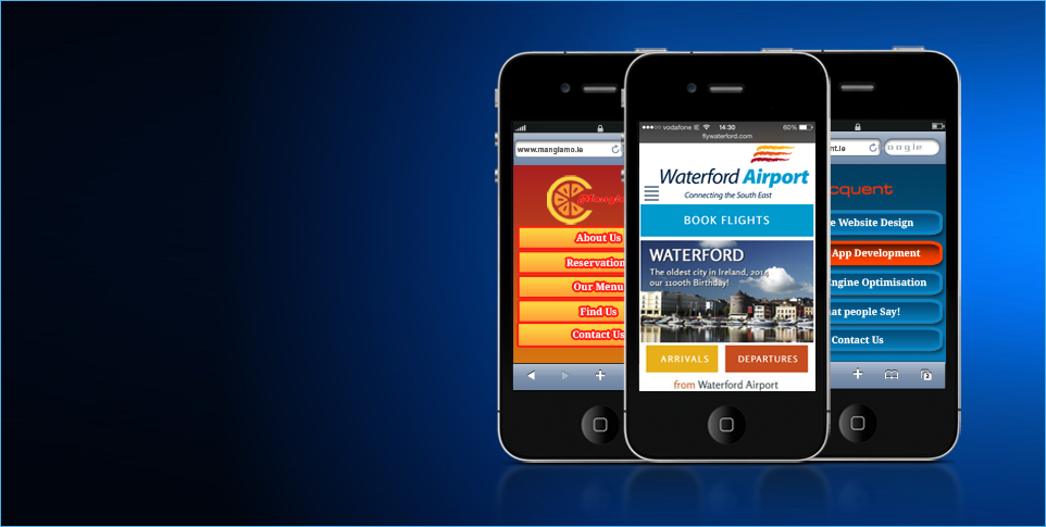 Waterford Mobile Websites